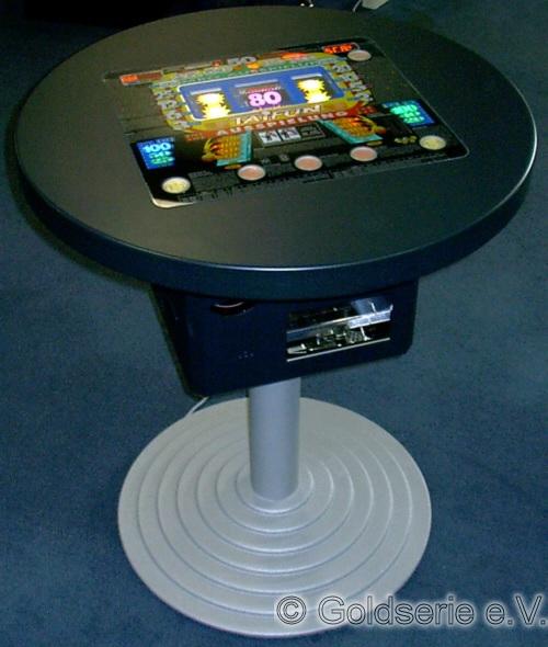 Taifun Bistro H (m. Kunststoff-Tischplatte)