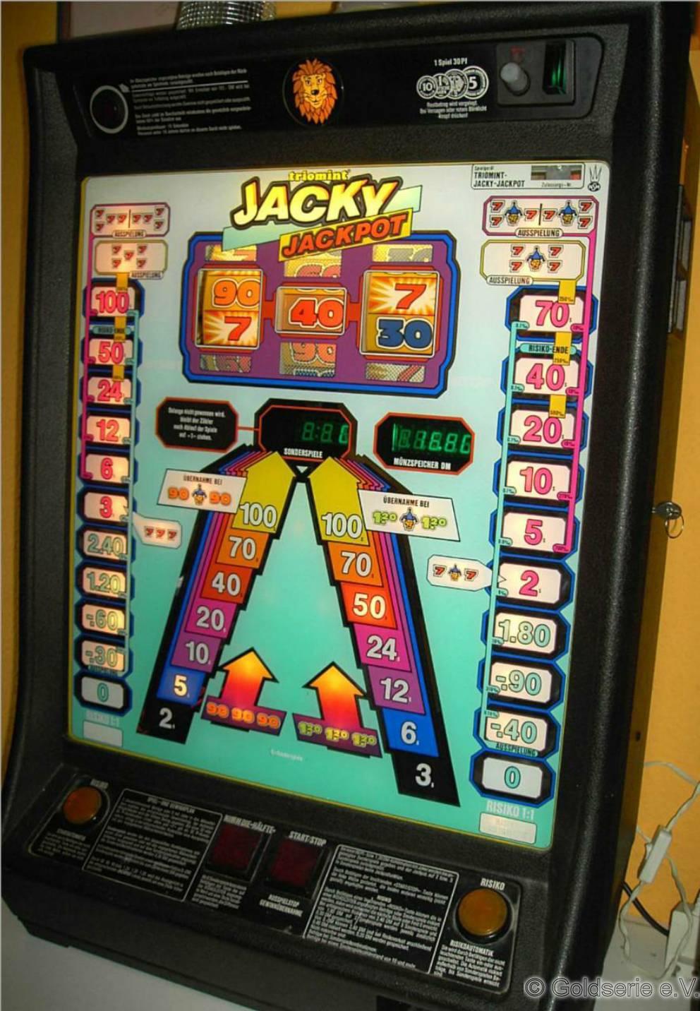 Jacky Jackpot