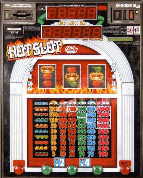 Hot Slot, Bally Wulff, 2007