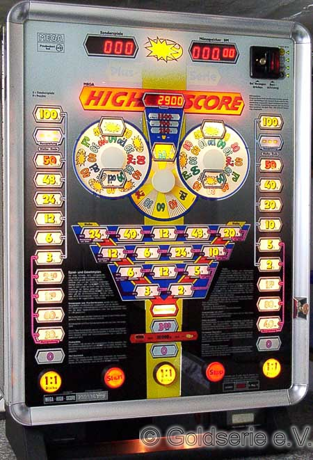 High Score, Mega, adp, 1989