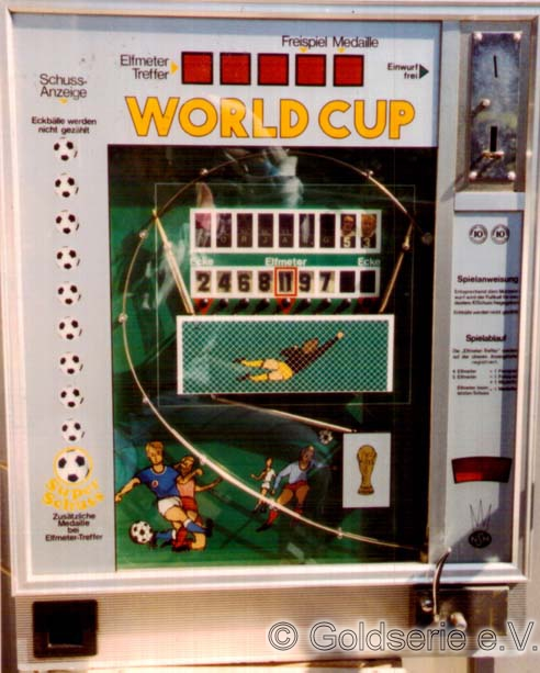 World Cup, NSM, 1974