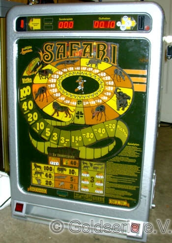 Safari, Playmont, 1983