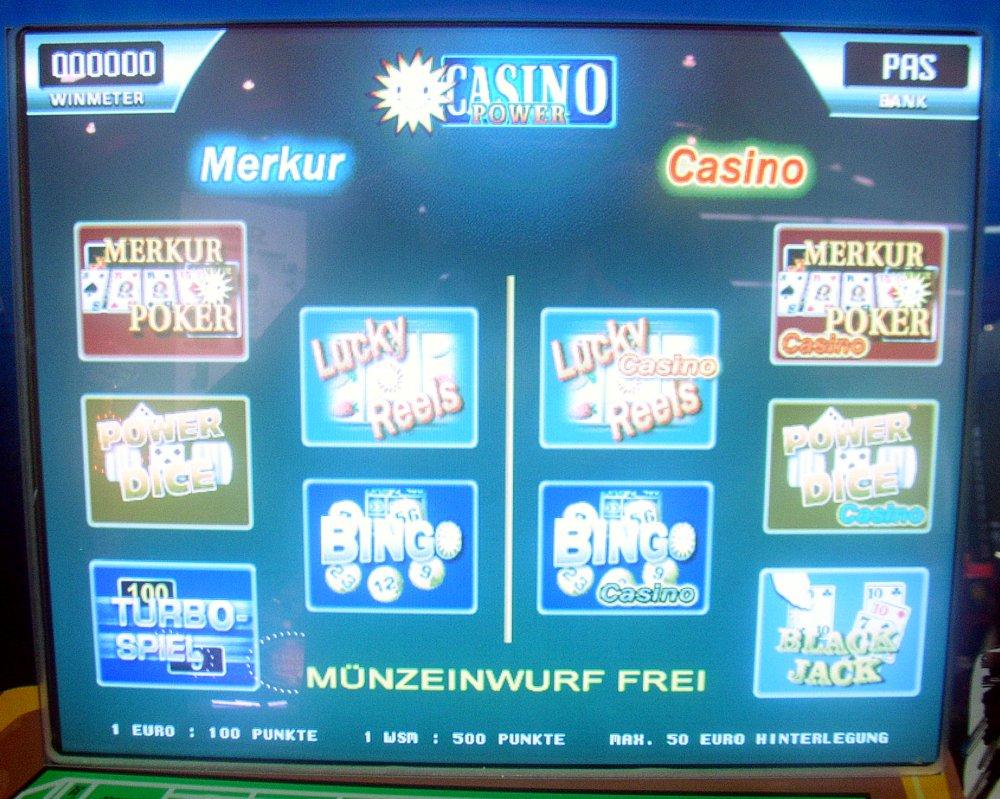 Casino Power
