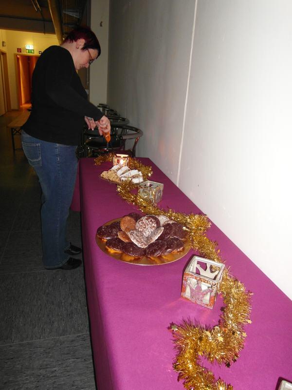 Weihnachtsfeier SonderSpiel 2011