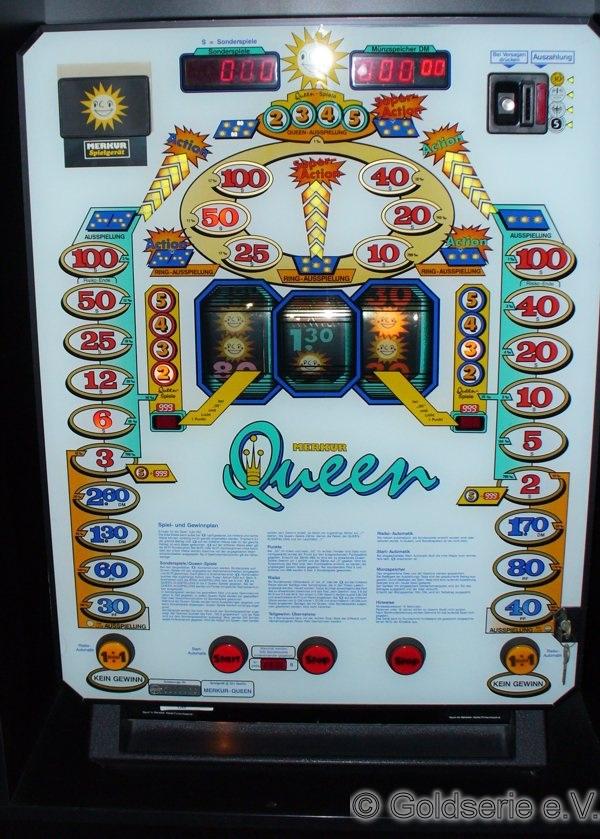 Queen Merkur adp 1991 ws