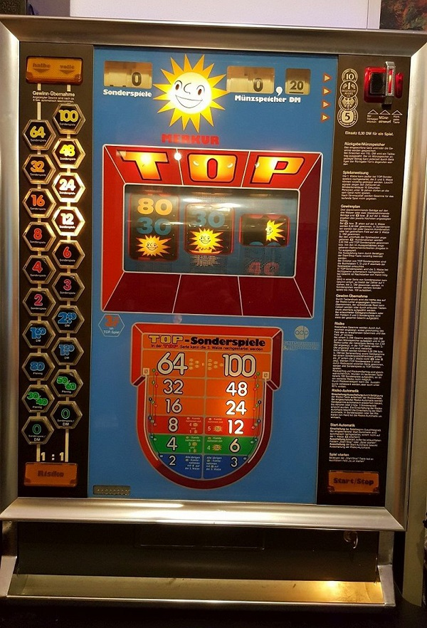 Top Merkur adp 1983