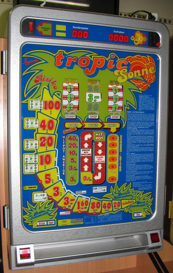 Tropic Sonne Playmont 1984